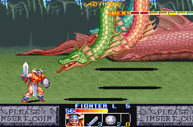 The King of Dragons Game Screenshot