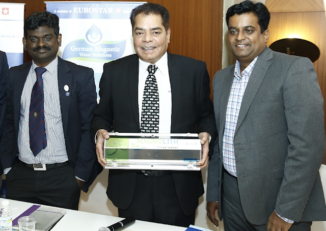German Magnetic Water Solutions launches Magnetic Water Conditioner in India