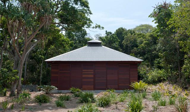 Australian beach house