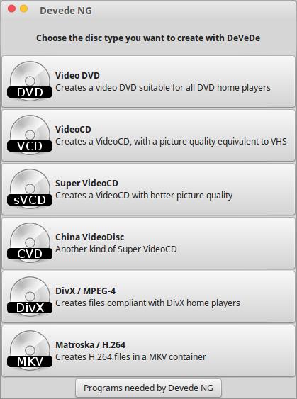 burn video cd dvd in