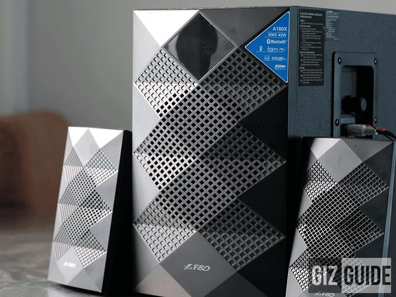 F&D A180X Review - Bargain Bluetooth Powerhouse!