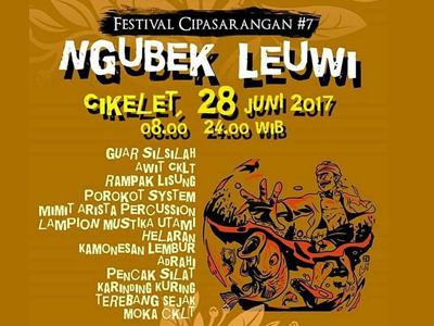 Ngubek Leuwi - Festival Cipasarangan 7