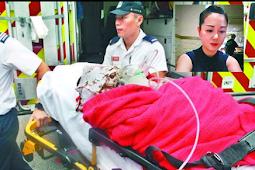 Pemilik toko Spa di siram air keras oleh karyawannya, yang tidak puas karena di pecat
