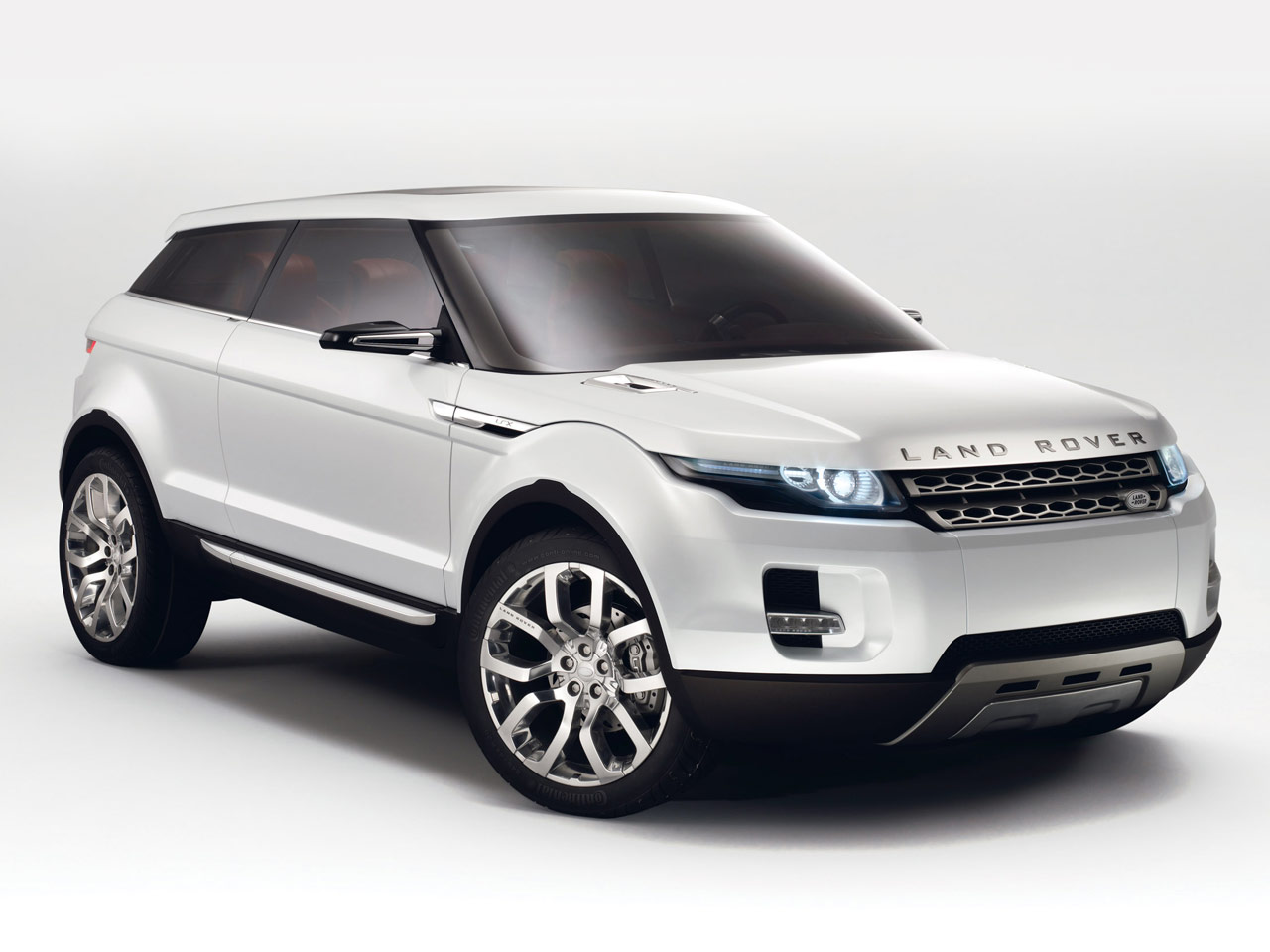 2011 Land Rover Range Rover Evoque Review