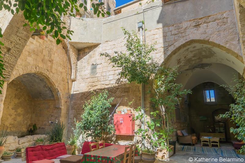 Fauzi Azar Inn Courtyard Abraham Hostels Review