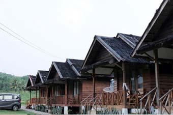 Penginapan/Villa Little Hula Hula Sawarna