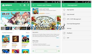 4+1 Aplikasi Market Android Pengganti Google Play Store Terbaik 2017