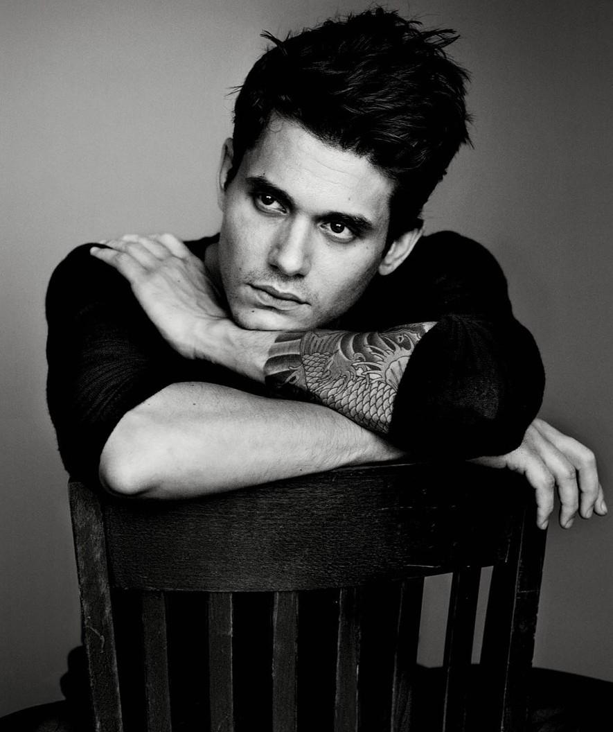 John Mayer Wallpaper: Of Emma: John Mayer -Where The Light Is