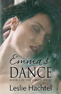 Emma's Dance: The Second Book in the Dance Series - a medieval romance by Leslie Hachtel
