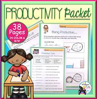 Productivity Chraracter Education