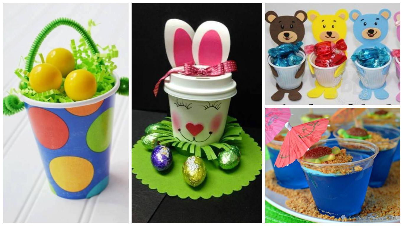 13 ideas de dulceros y colaciones en vasos de pl stico - Decorar vasos plasticos para cumpleanos ...