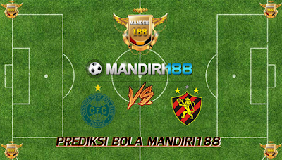 AGEN BOLA - Prediksi Coritiba vs Sport Club do Recife 11 Juli 2017