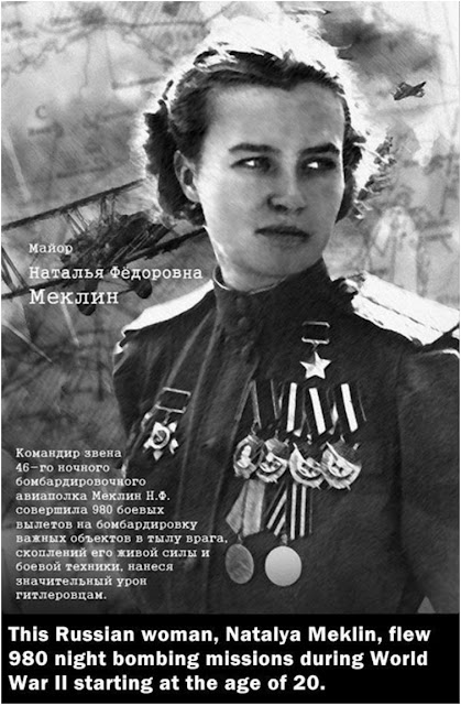 Natalya Meklin Night Witches worldwartwo.filminspector.com