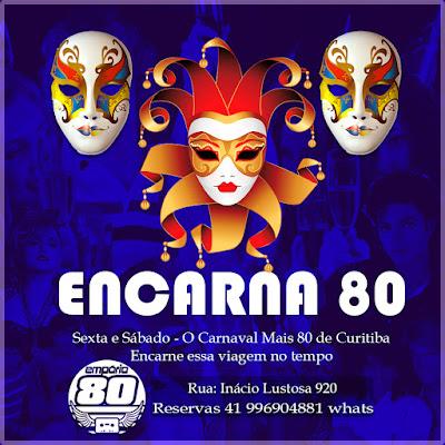 Abre Hoje Carnaval Curitiba