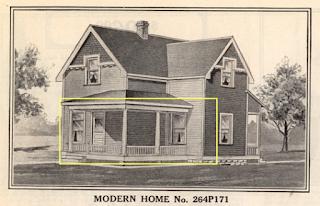 sears modern home model 171