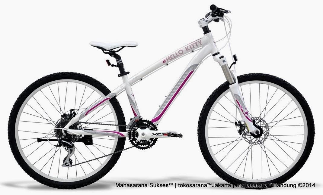 tokosarana™ Mahasarana Sukses™ Sepeda Gunung Perempuan
