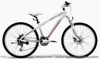 Sepeda Gunung Wanita Polygon Cleo Hello Kitty 26 Inci