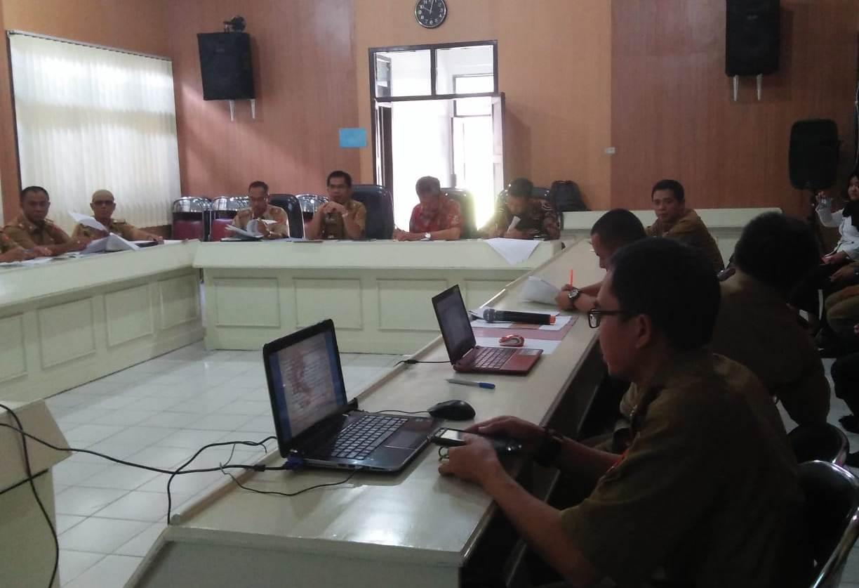 Wujudkan Kabupaten Konservasi, Pemkab Bentuk Tim Kerja