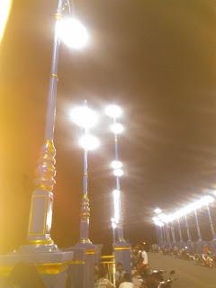 Jembatan Lampu Gandoriah