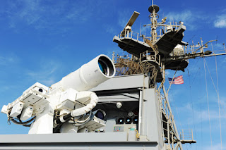 Senjata Laser Amerika