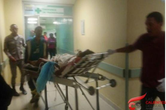 Haitianos asesinan hombre a machetazos e hieren gravemente a su esposa