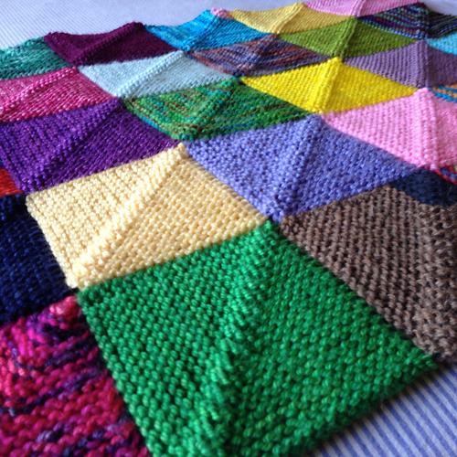 Memory Blanket - Free Pattern