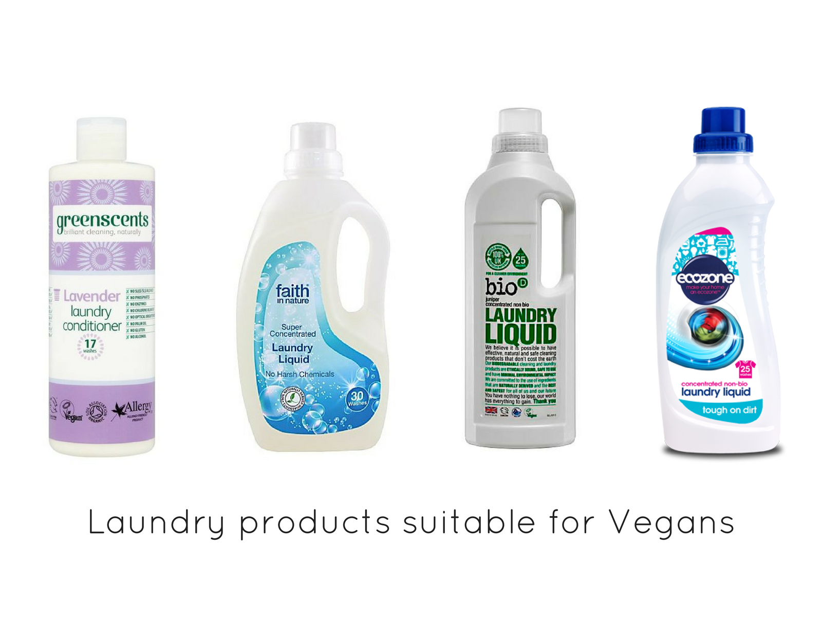 Looking for Eco Friendly Laundry Products suitable for allergies and vegans