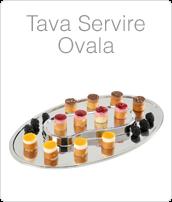 Tava Otel Inoxidabil, Tava Inox, Tava Servire, Tava Ovala