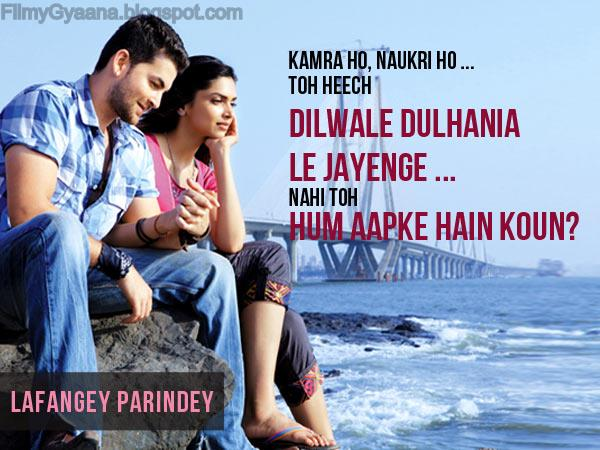 Deepika Padukone in Lafangey Parindey