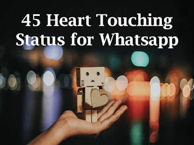 Heart Touching Status Lines Quotes For Whatsapp In Hindi