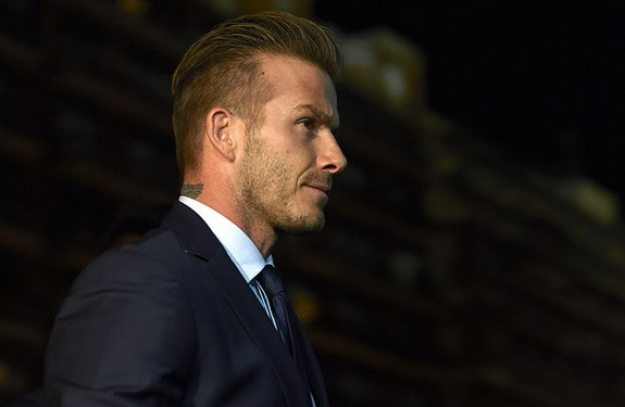 David Beckham will visit China in 2013 with his new role to revive the image of Chinese football