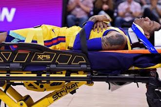 Τραυματισμός-Σοκ στο NBA (video)