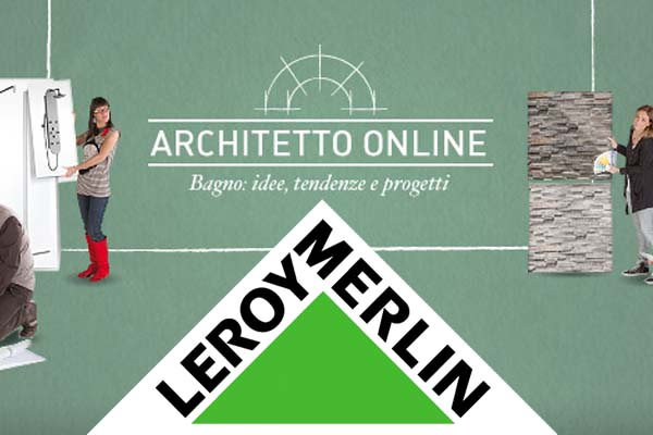 Leroy merlin online baranzate progetta con noi for Architetto on line
