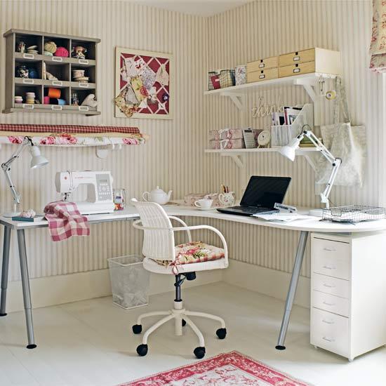 Decoração de Home office. Blog Achados de Decoração
