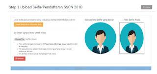 Cara Login ke Portal SSCN dan Isi Biodata