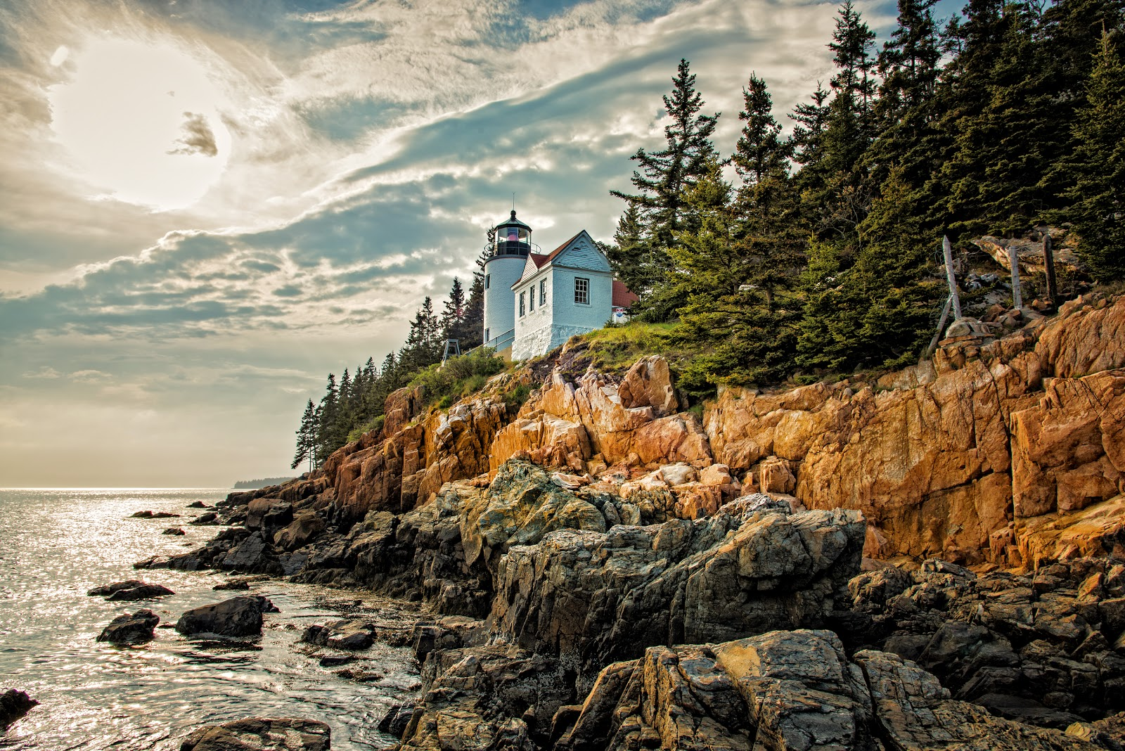 Bass Harbor Headlight (Image ©2015 Ben Sullivan)