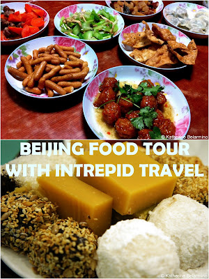 Travel the World: Get to know the food of China through a Beijing food tour.