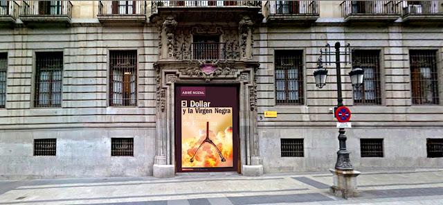 El Dollar y la Virgen Negra, 2015 Abbé Nozal