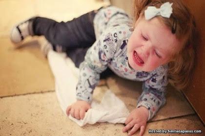 Apabila Anak Orang Lain Mengamuk, Menangis, Coba Lakukan INI!!!