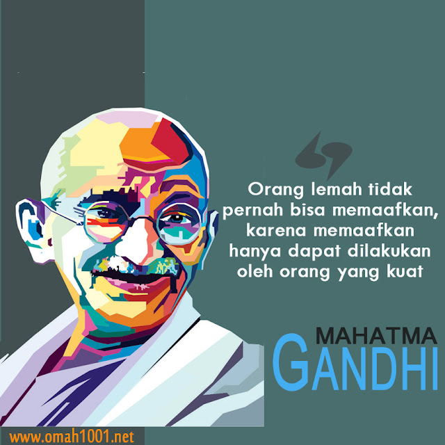 Mahatma Gandhi - Kebajikan