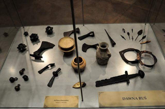 wystawa Ukraina przed wiekami w Muzeum Archeologicznym we Wrocławiu