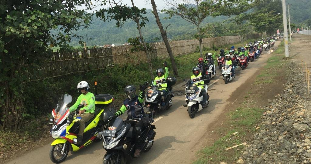 Sambut Ramadhan, Pelajari Tips Mudik 2018 Aman dengan Motor Matic