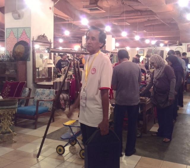 Amcorp Mall, Barang Antik, Kolektor