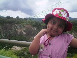 Wisata Keluarga di Taman Ngarai Maaram Bukittinggi