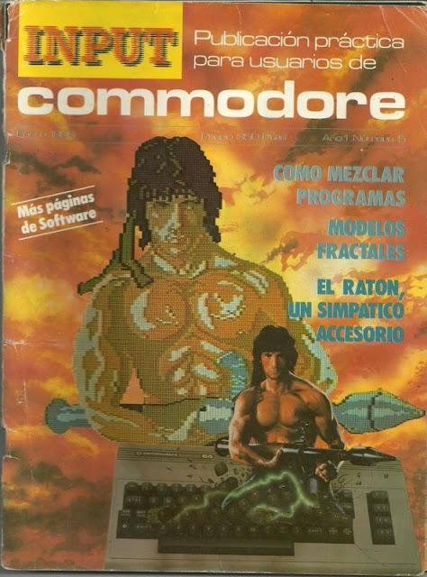 Input Commodore #05 (05)