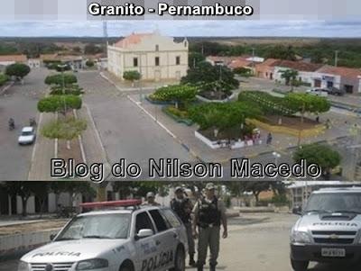 """GRANITO-PE: Comemora """"Zero Homicídio"""" no ano de 2017"""