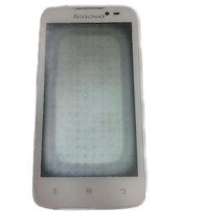 cara untuk menangani gagal flashing dan white screen pada lenovo A516