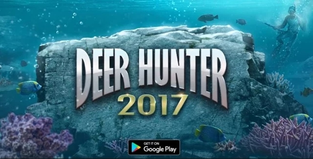 Deer Hunter 2017 v4.0.0 Mod Apk Terbaru Unlimited Ammo + No Reload