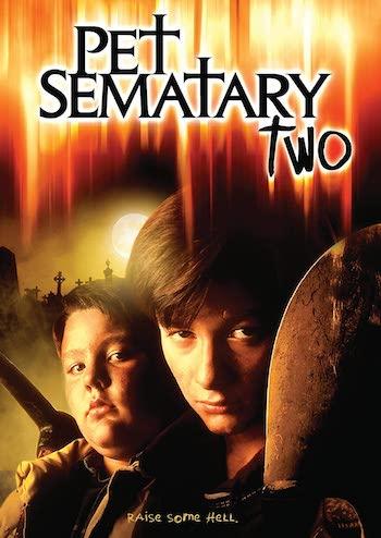 Pet Sematary II 1992 720p 1GB BRRip Dual Audio