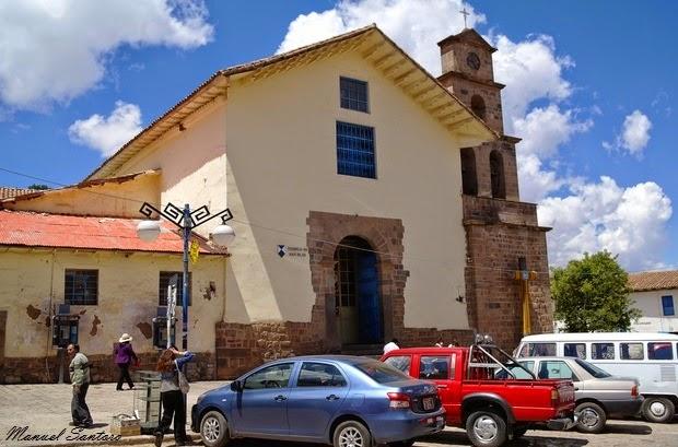 Cusco, iglesia de San Blas